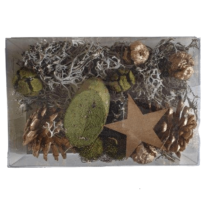 Christmas Decoration - Nature Theme - only5pounds.com