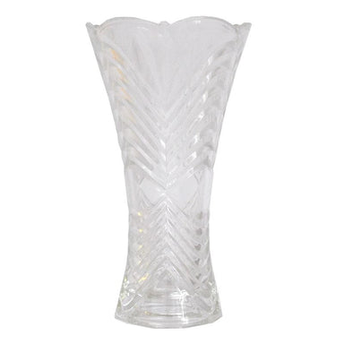 Crystal Vase Design 1 - 25CM - only5pounds.com