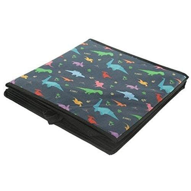 Dinosaur Canvas Storage Box - 28 x 27cm - only5pounds.com