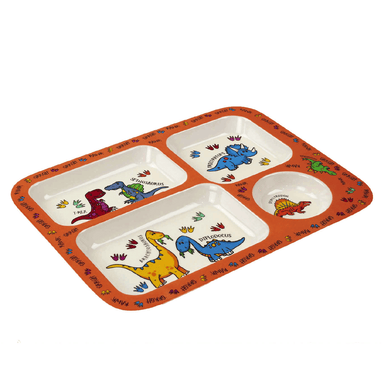 Dinosaur Children's Dinner Tray - only5pounds.com