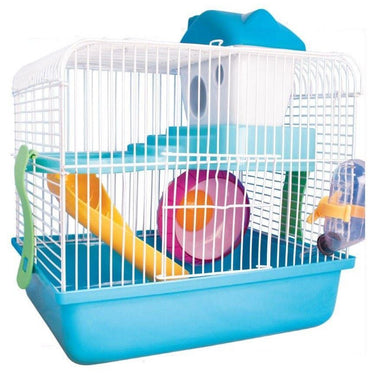 Dwarf Hamster Cage - Assorted Colours - only5pounds.com