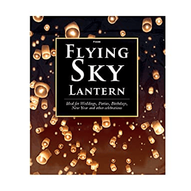 Flying Sky Lantern - only5pounds.com