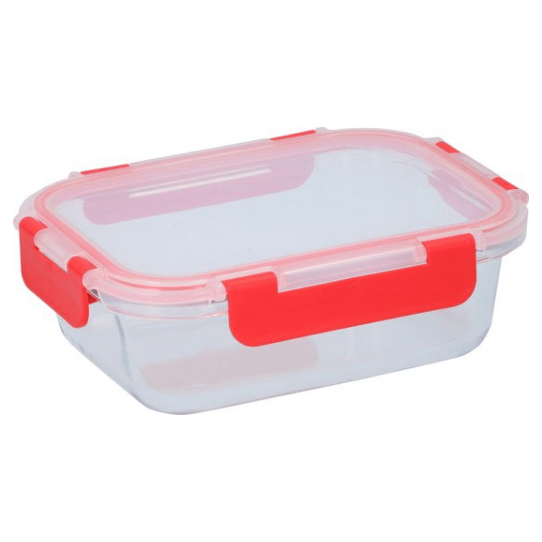 Glass Food Storage Container - 620ml - only5pounds.com