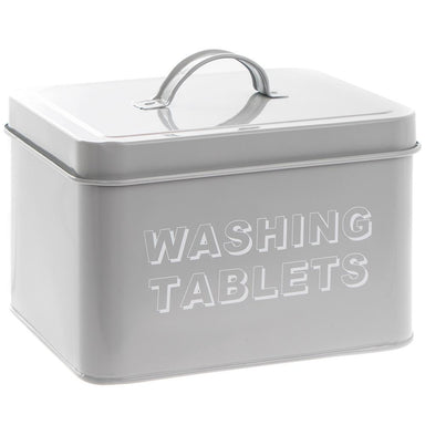 Grey Washing Tablets Tin - only5pounds.com
