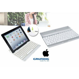 Grundig Bluetooth Tablet Cover with Keyboard - only5pounds.com