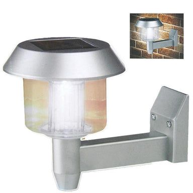 LED Solar Wall Lamp - 15cm 8711252459578