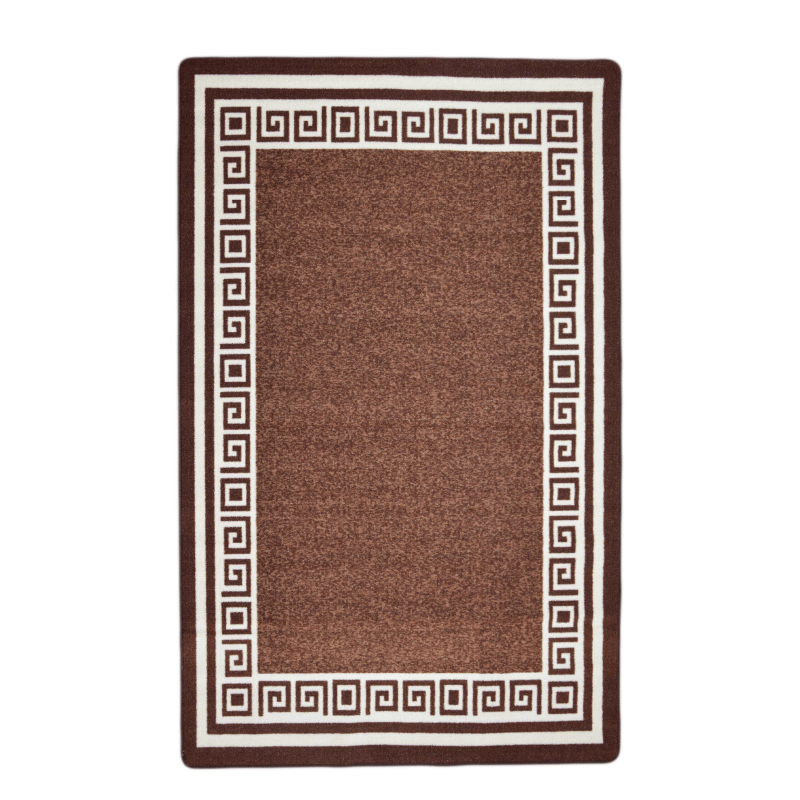 Luna Kitchen Mat Brown - 40 x 60cm - only5pounds.com