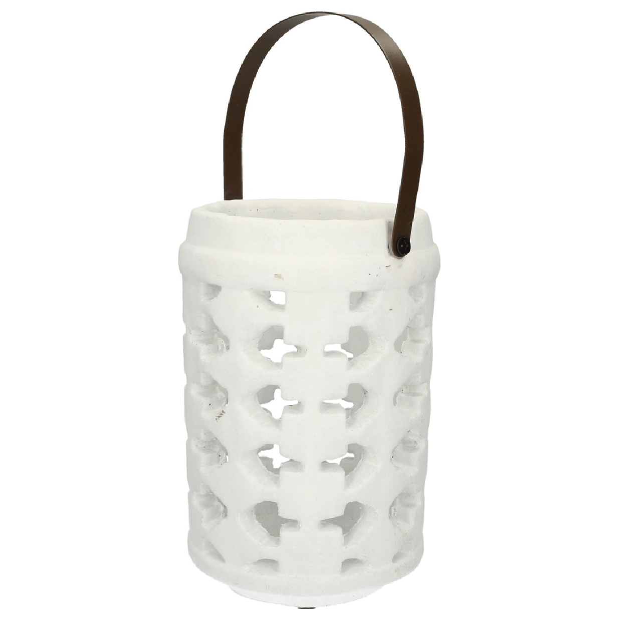 Outdoor Candle Lantern - 23 x 50cm - only5pounds.com
