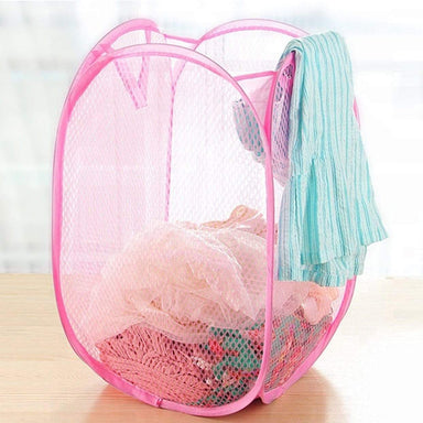 Pop-up Laundry Bag - Pink 5022896833451