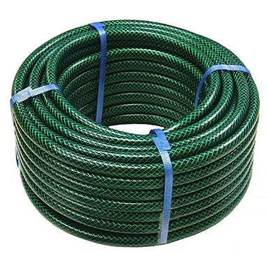 "Reinforced 1/2"" PVC Garden Hose - 15M - only5pounds.com"