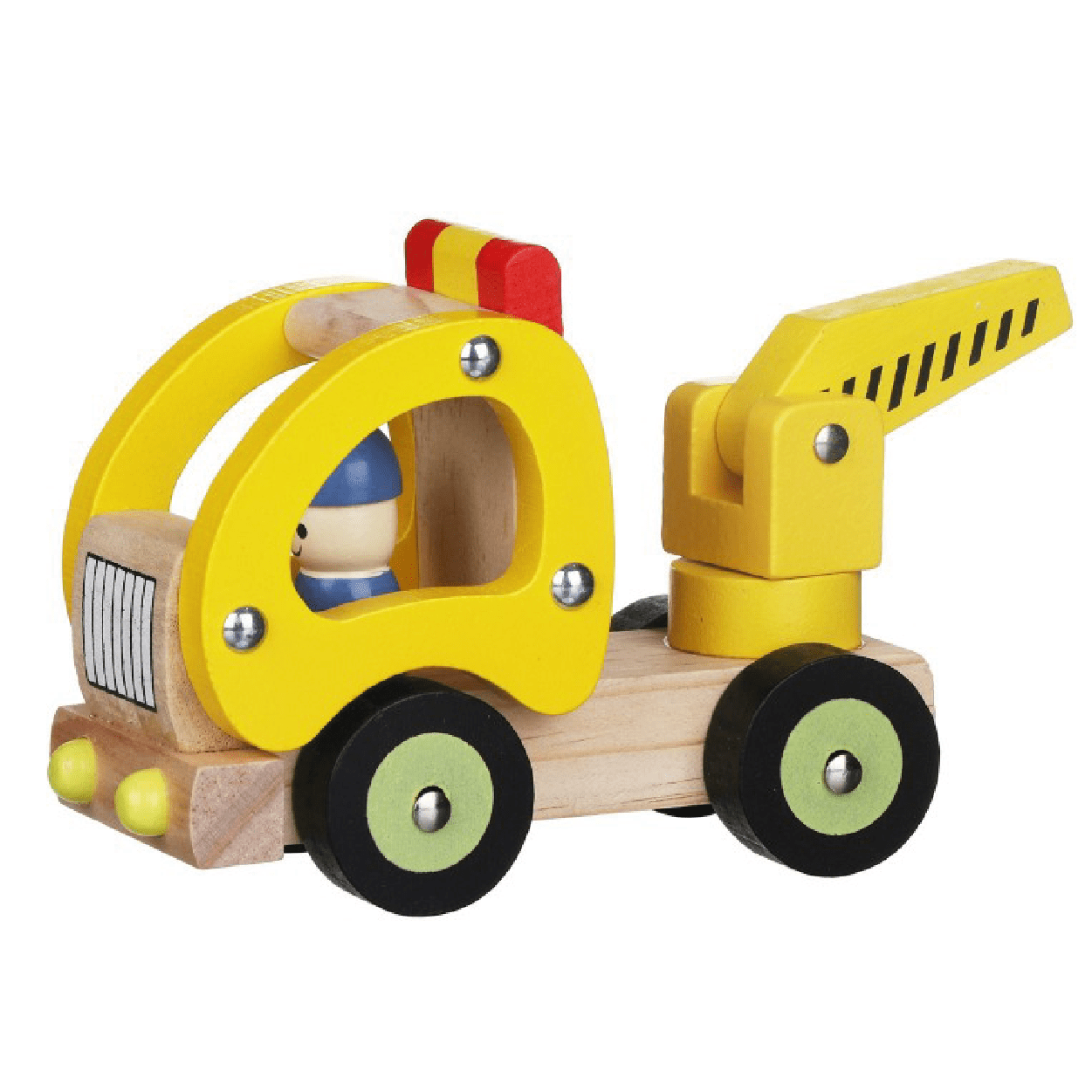 Retro Wooden Trucks - Assorted Designs - only5pounds.com