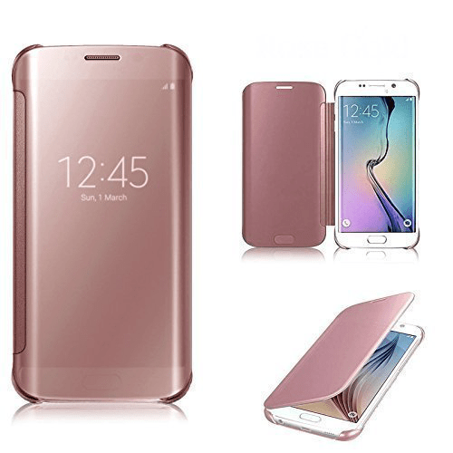 Rose Clear View Samsung S8 Phone Case - only5pounds.com