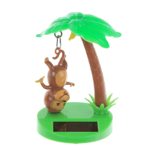 Solar Powered Hanging Monkey - only5pounds.com
