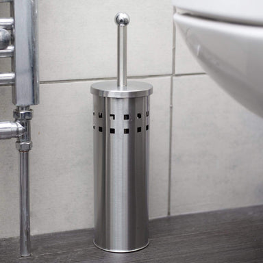 Stainless Steel Toilet Brush - only5pounds.com