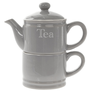 Tea for One - Classic Grey 5010792426761