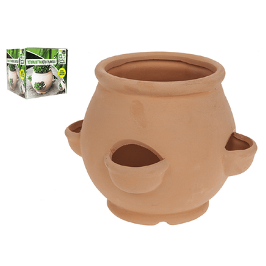 Terracotta Herb Planter 5050565302656