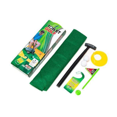 Toilet Golf Gift Set - only5pounds.com