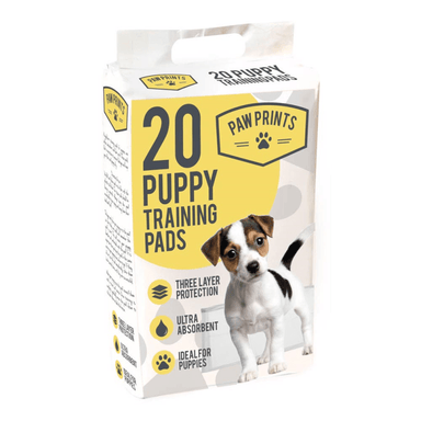 Training Pads For Puppies - 20 Pack - only5pounds.com