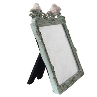 Vintage Style Photo Frame With Birds - only5pounds.com