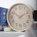 Wooden Traditional Clock - 30cm - only5pounds.com