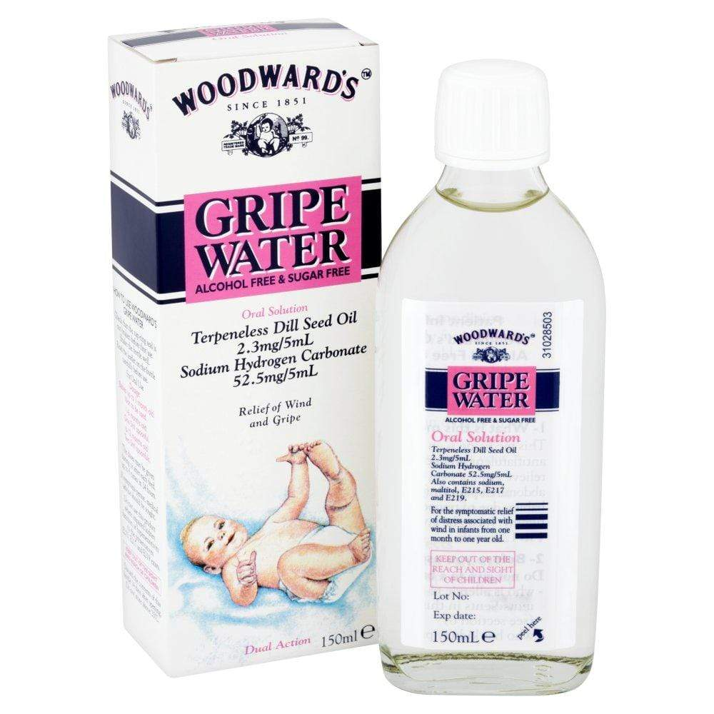 Woodward's Gripe Water - 150ml - only5pounds.com