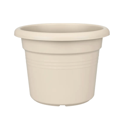 Cotton White Cylinder Pot - 39cm 8711904316242