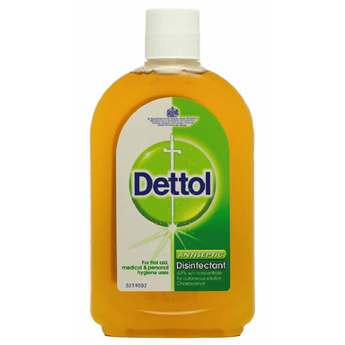 Dettol® Liquid Antiseptic Disinfectant – 500ml - only5pounds.com