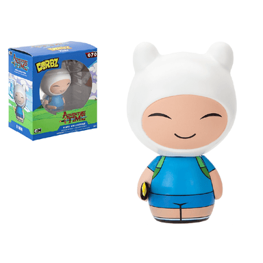Dorbz Adventure Time - Finn Action Figure - only5pounds.com