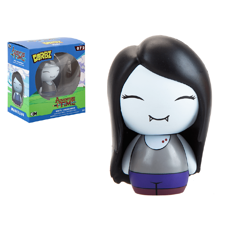 Dorbz Adventure Time - Marceline Vampire Figure - only5pounds.com