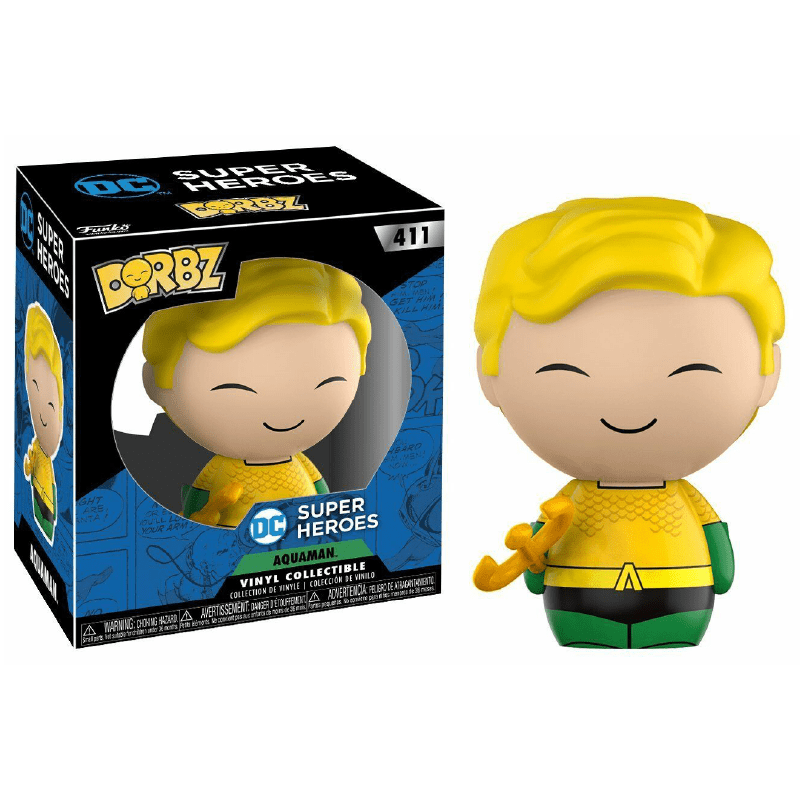 Dorbz DC Universe - Aquaman Figure - only5pounds.com