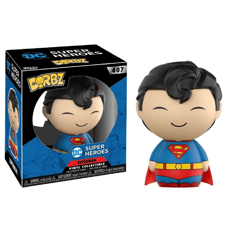 Dorbz DC Universe - Superman Figure - only5pounds.com