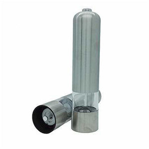 Electric Stainless Steel Salt & Pepper Mill 5056150243953