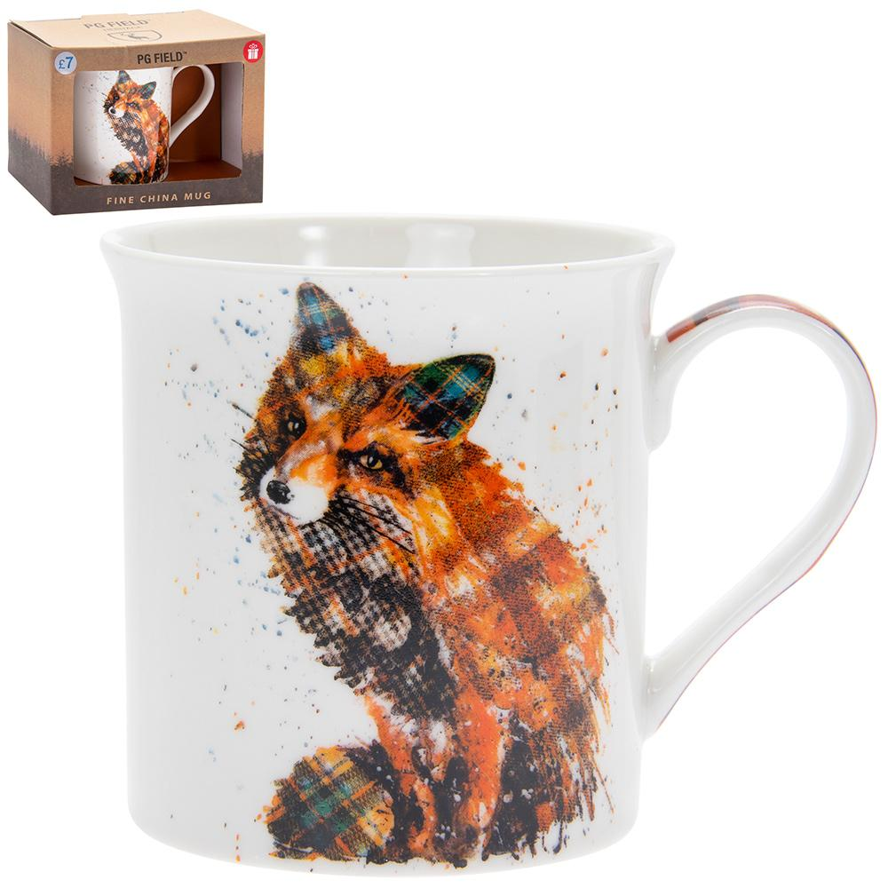 Fox Mug With Gift Box 5034123205054