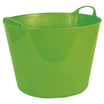 Green Flexi Storage Basket - 40L - only5pounds.com