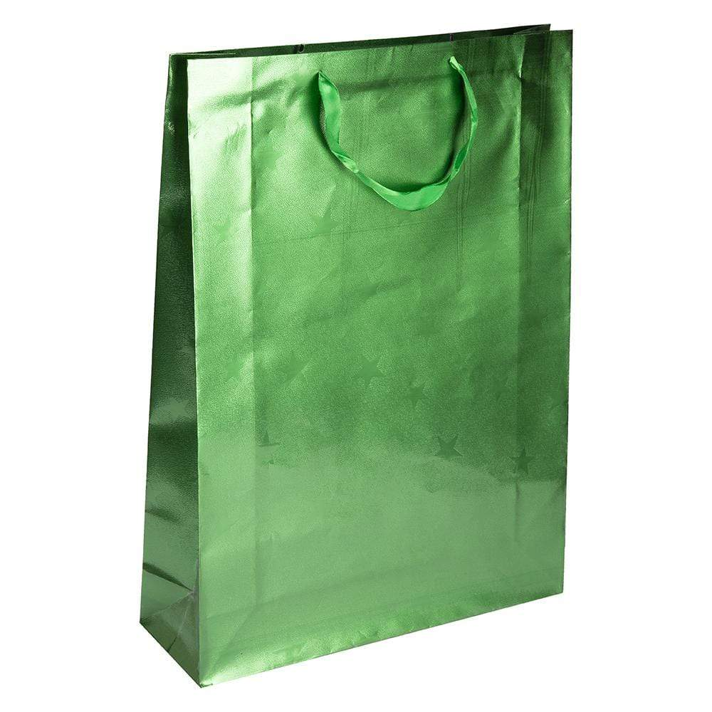 Large Holographic Gift Bags (41 x 30cm) - Pack of 12 - only5pounds.com