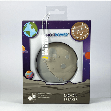 MojiPower Bluetooth Moon Speaker - only5pounds.com