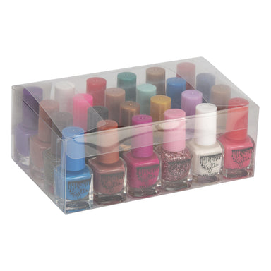 Nail Varnish Mixed Colours Set - 24 Varnishes - only5pounds.com