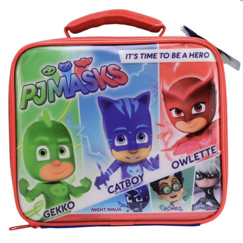 PJ Masks Lunch Bag - only5pounds.com