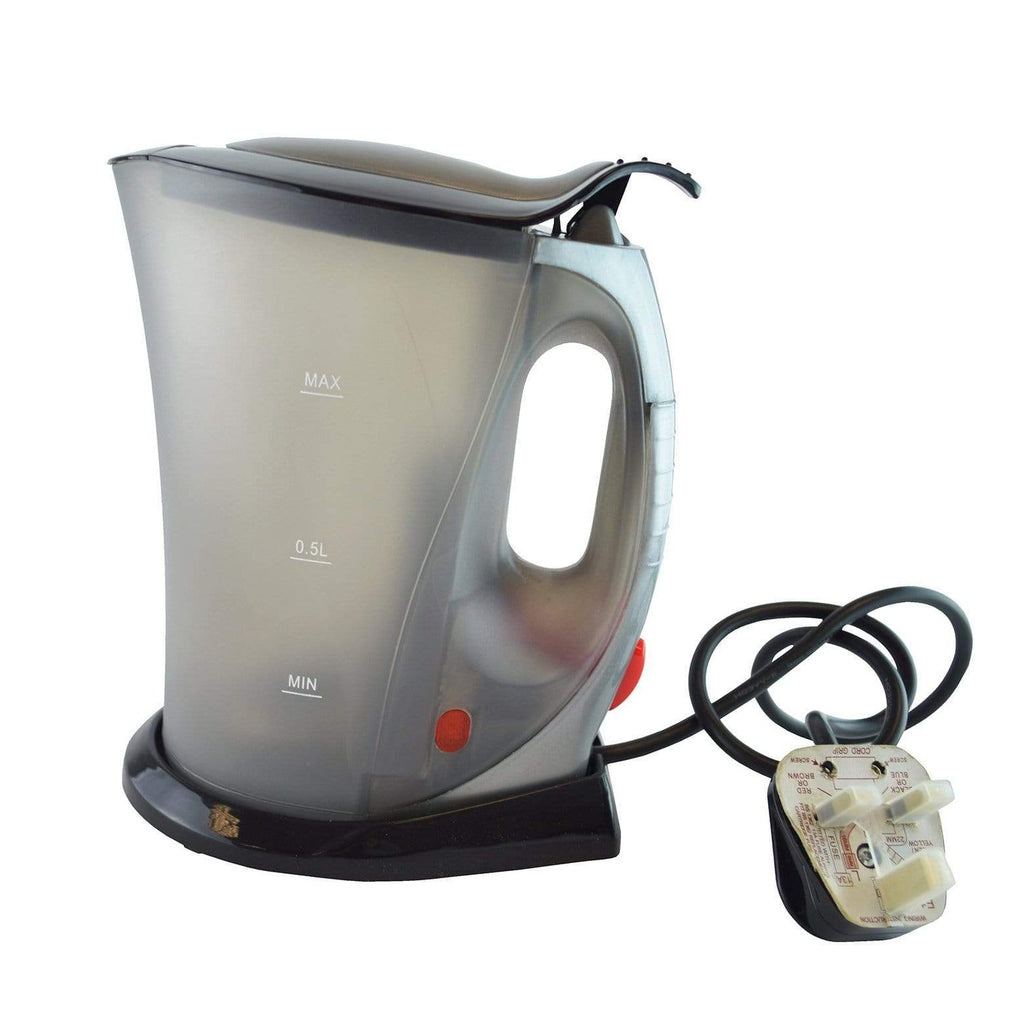 Plastic Illuminated Electric Kettle 1L