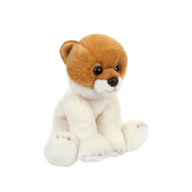 "Pomeranian Puppy Dog Plush Toy - 11"" - only5pounds.com"