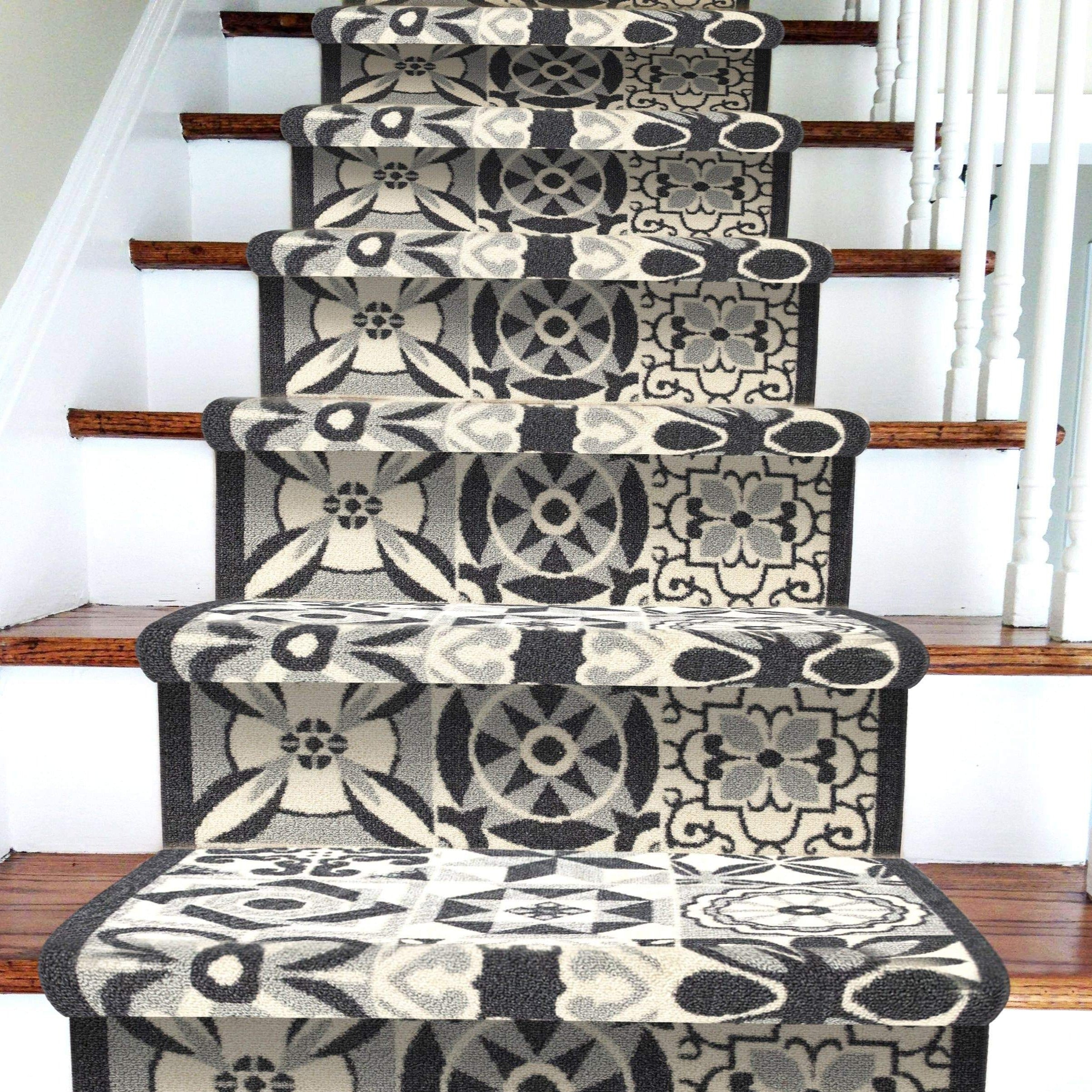 Stair Runner / Kitchen Mat - Jean Grey - (Custom Size - Cut to order) - only5pounds.com