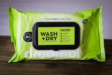 Load image into Gallery viewer, Subscription Dreambly Wash+Dry Sheets (40ct)