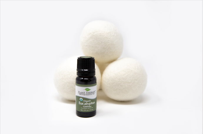 Plant Therapy Essentail Oil + Organic Dryer Balls