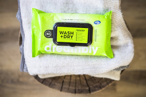 Subscription Dreambly Wash+Dry Sheets  2-Pack (40ct)