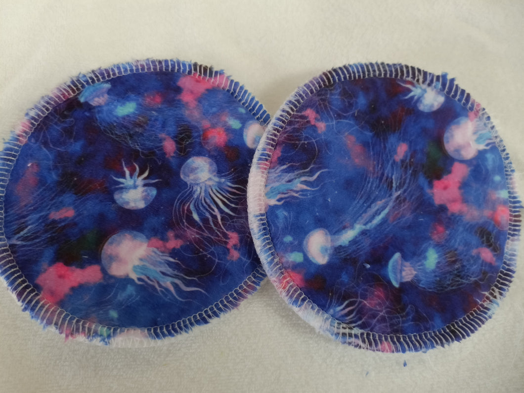 jellyfish  breast pads.