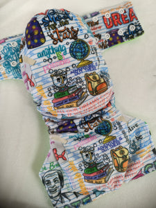 friends   OSFM Modern Cloth Nappy