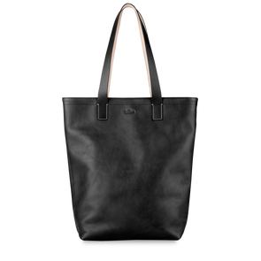 Leather Shopper