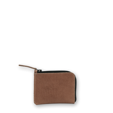 Banjo Leather Zip Wallet