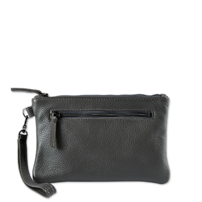 Matilda Leather Clutch