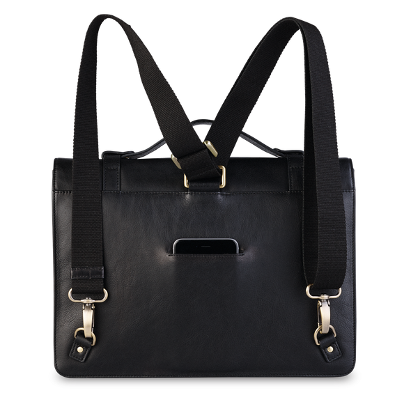 Combi Leather Bag